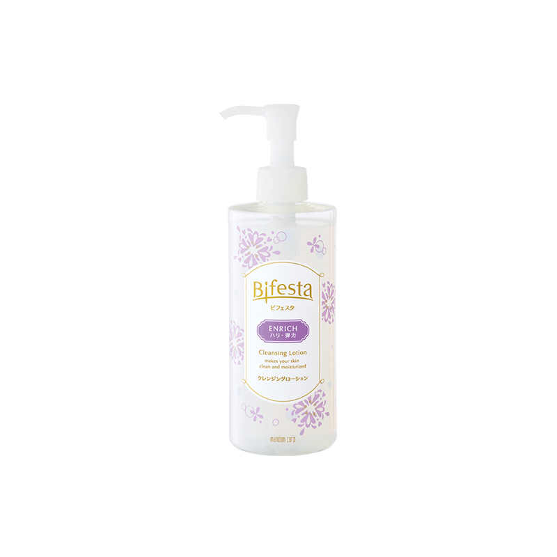 Bifesta Cleansing Lotion Enrich