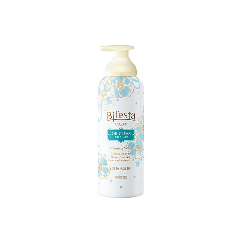 Bifesta Foaming Whip Oil Clear