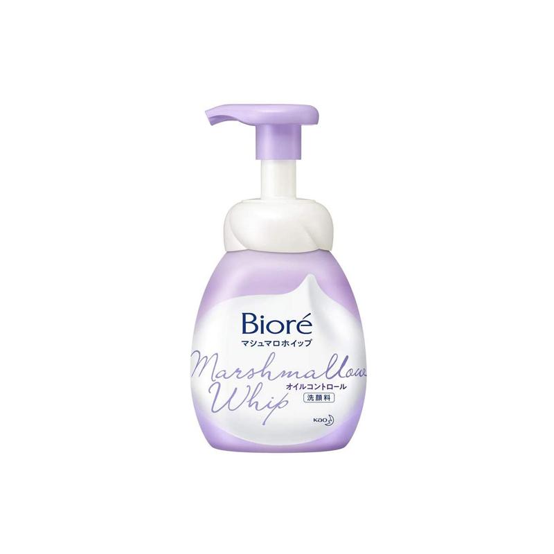 Biore Marshmallow Whip Oil Control