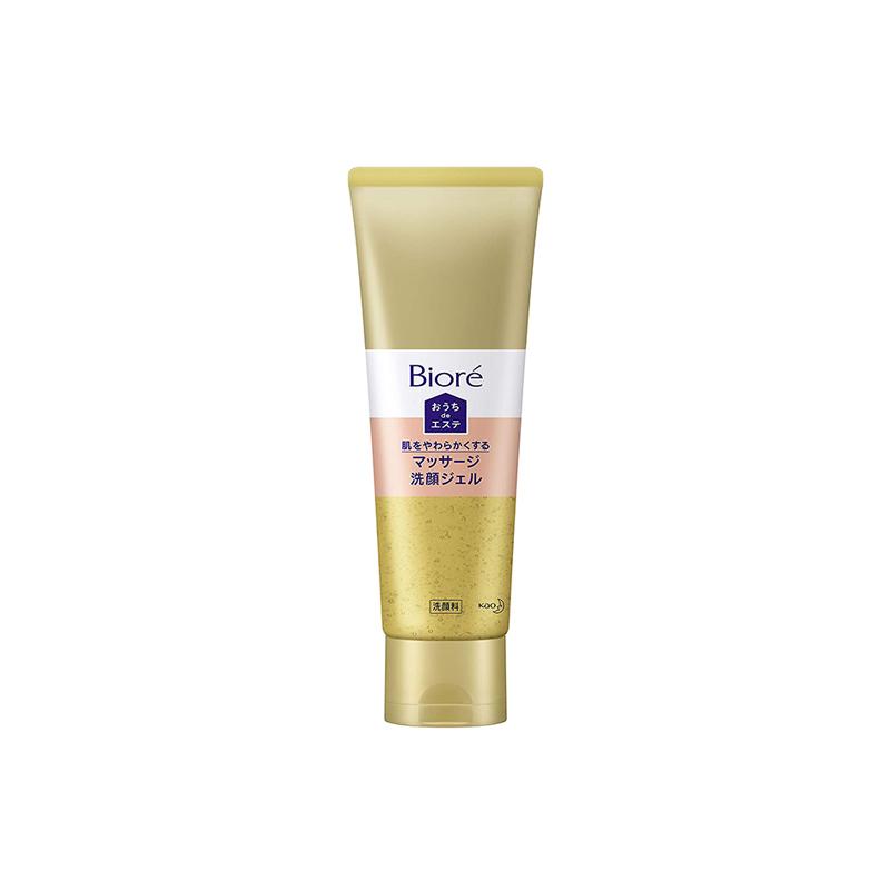 Biore Ouchi de Aesthe Massage Facial Cleansing Gel Soft