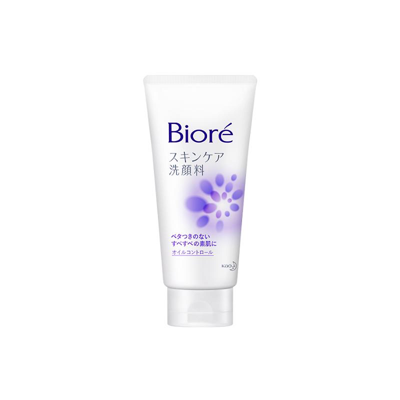 Biore Skin Care Face Wash Oil Control