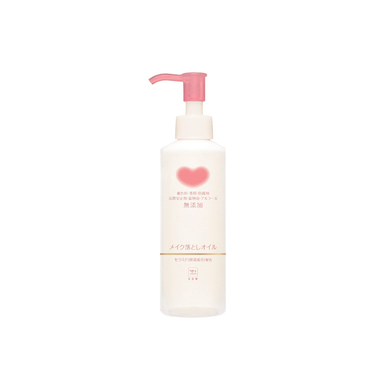 Cow Brand Additive Free Makeup Remover with Oil