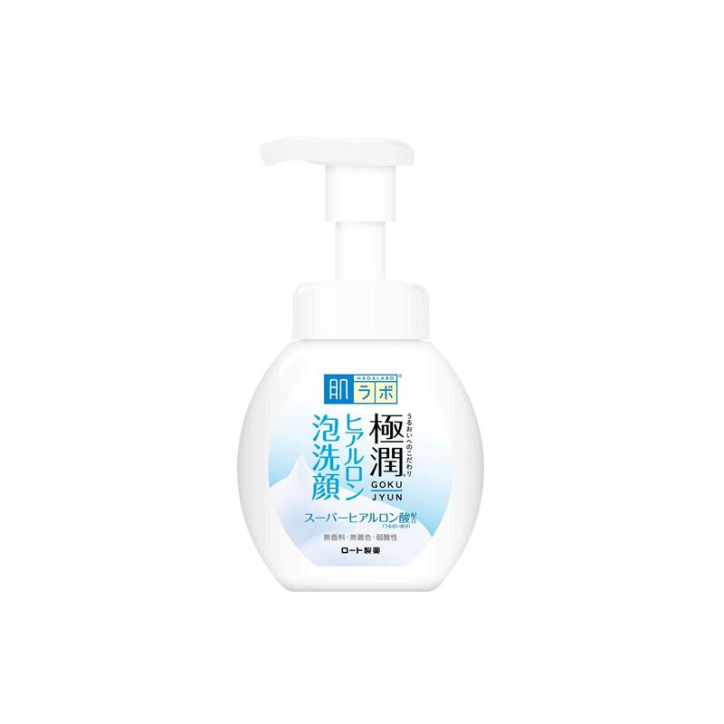 Hada Labo Gokujun Hyaluronic Foam Face Wash