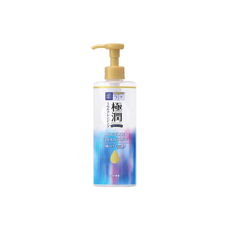 Hada Labo Gokujun Premium Cleansing Hyaluronic Solution