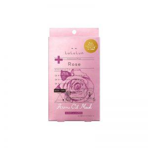 LuLuLun Plus Rose Face Mask