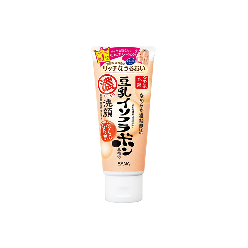 Nameraka Honpo Moist Cleansing Wash