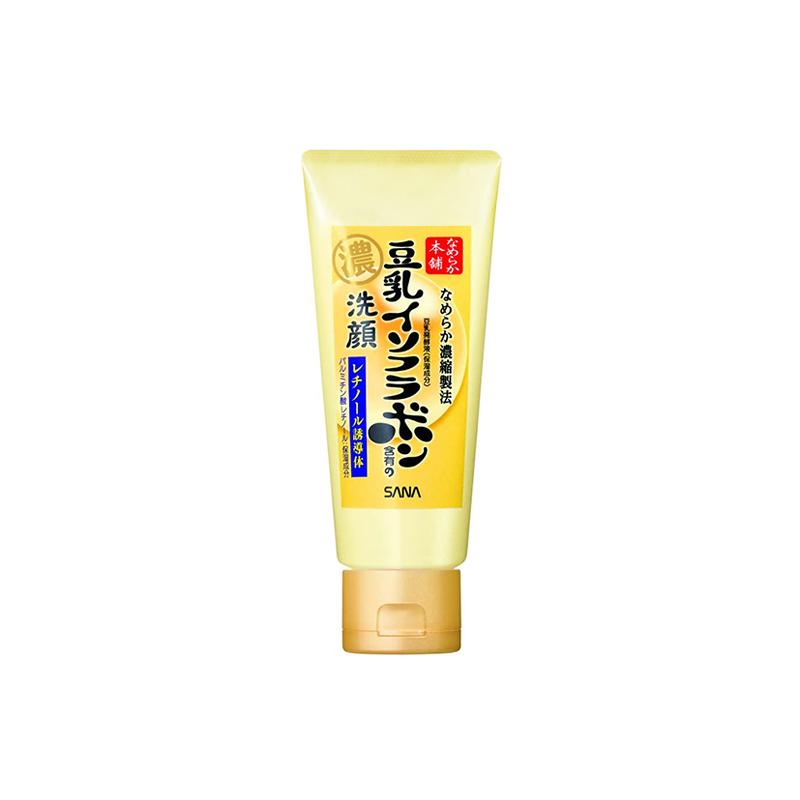 Nameraka Honpo Wrinkle Cleansing Wash