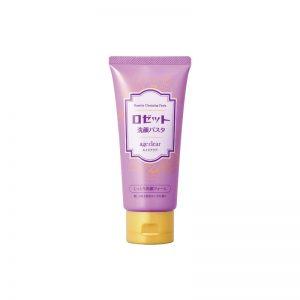 Rosette Cleansing Paste Age Clear Moisturizing Face Wash Foam