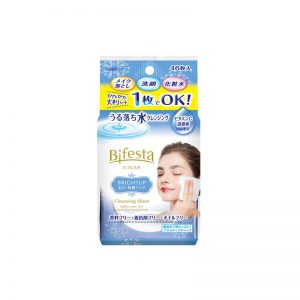 Bifesta Cleansing Wipes Bright Up