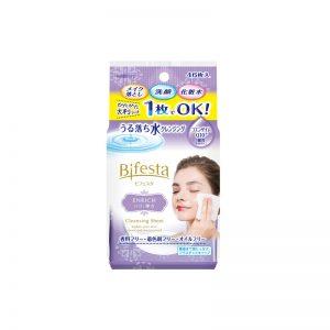 Bifesta Cleansing Wipes Enrich