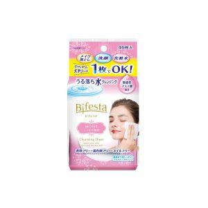 Bifesta Cleansing Wipes Moist
