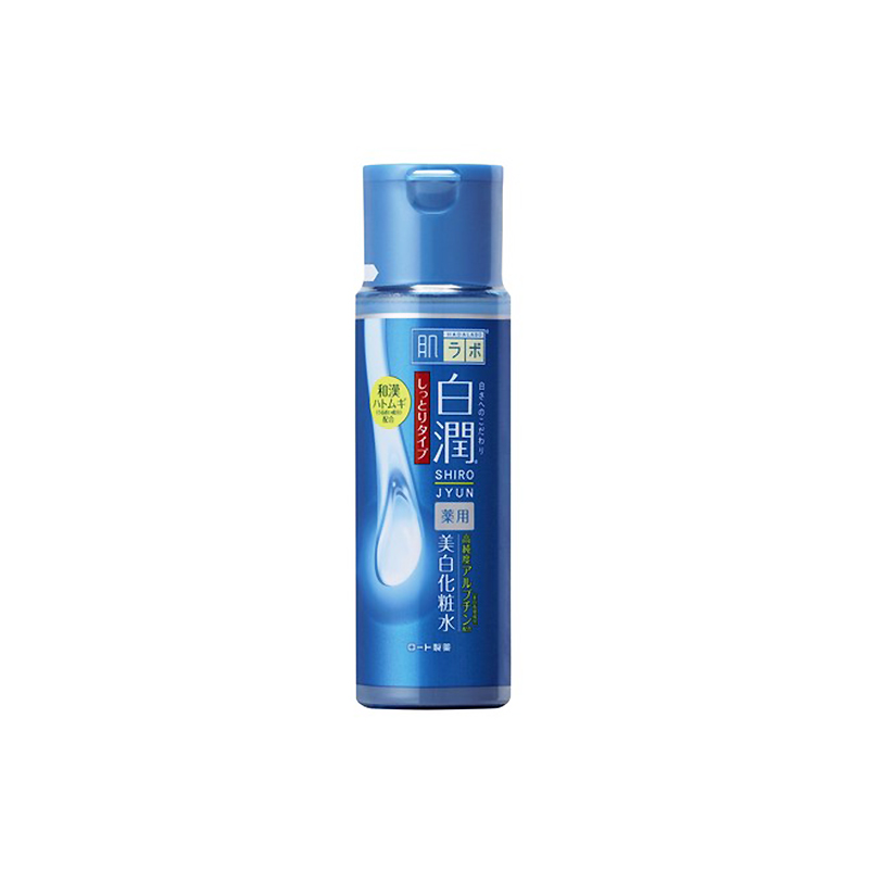 Hada Labo Shirojyun Medicated Whitening Lotion Moist