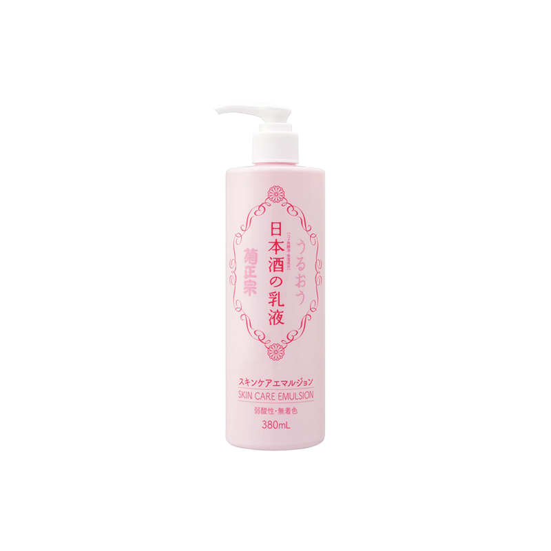 Kikumasamune Sake Skin Care Emulsion