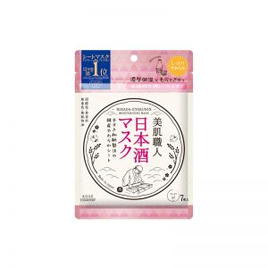 Kose Clear Turn Beautiful Skin Artisan Sake Mask