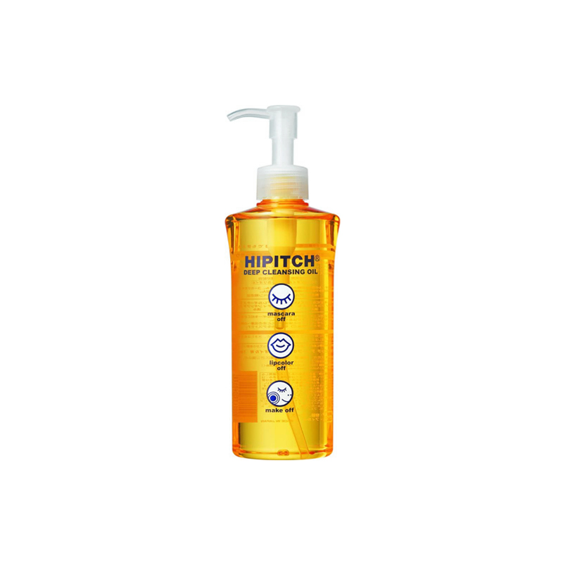 Hipitch Deep Cleansing Oil Japanese Cleansing Oil